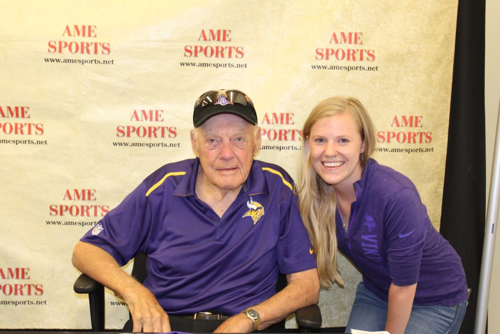 AME Sports 10th Anniversary Signing Event in Minneapolis-St. Paul, MN